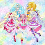 HUGっと!プリキュア映画公開記念にぬりえイベント開催!